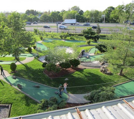 Mini Golf Courses In Staten Island